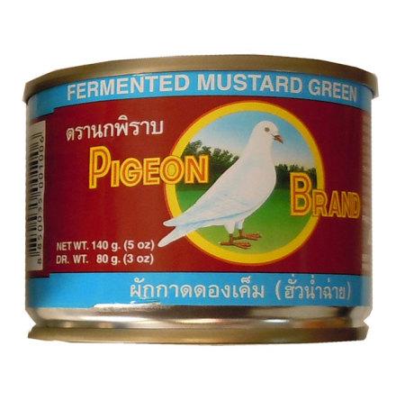 Fermented Mustard Green 140 g Pigeon