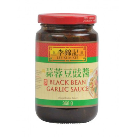 Black Bean Garlic Sauce 368g LKK
