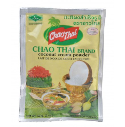 Coconut Cream Powder Chao Thai 60 g