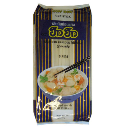 Rice stick 5 mm How How 500 g