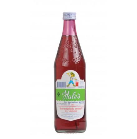 Hales Blue Boy Strawberry Syrup 710 ml