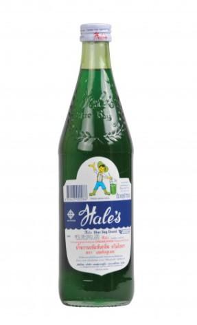 Hales Blue Boy Cream Soda Syrup Boy 710 ml