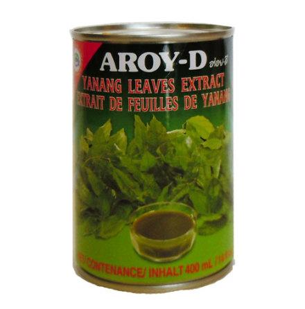 Yanang Leaves Extract 400 ml Aroy-D