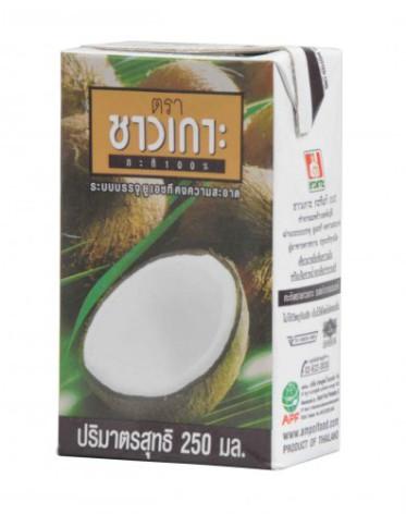 Coconut Milk 250ml Chaokoh