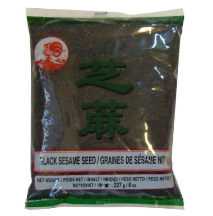 Black Sesame Seed Cock