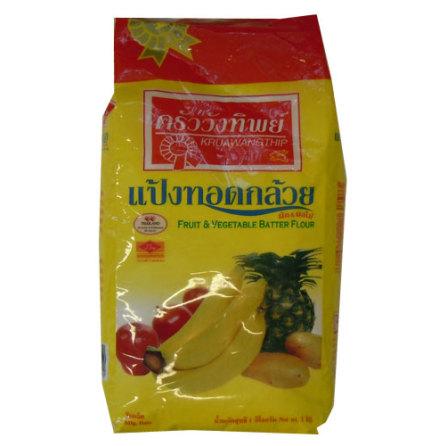 Fruit & Vegetable Batter Flour 500g Kruawangthip