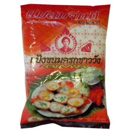 Kanom Krok Flour 1 kg Maesomjit
