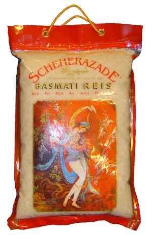Basmatiris Scheherazade