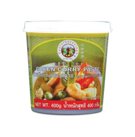Green Curry Paste Pantai