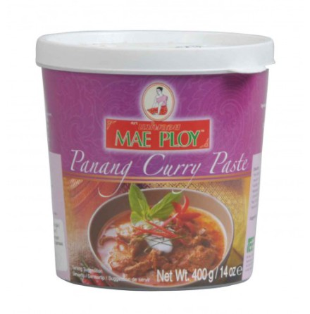 Panang Curry Paste 400 g Mae Ploy