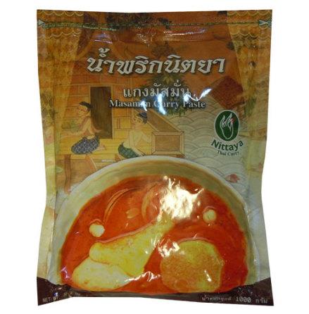 Masaman Curry 1 kg Nittaya