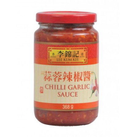 Chili Garlic Sauce 368 g LKK
