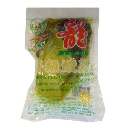 Sour Green Mustard 350g Leng