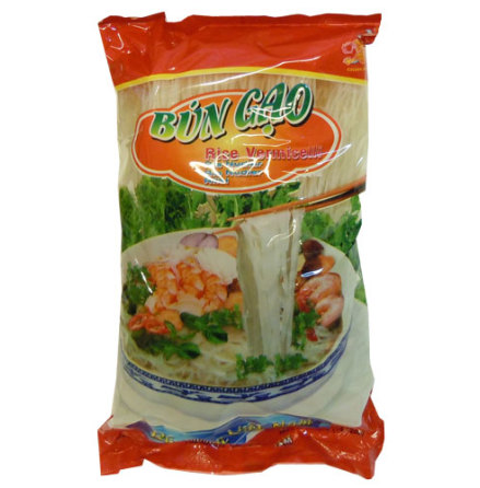 Rice Vermicelli 400g Bun Gao