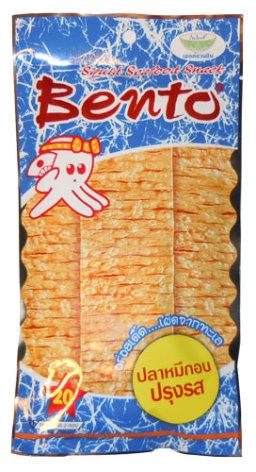 Bento Squid Snack Blue 28 g