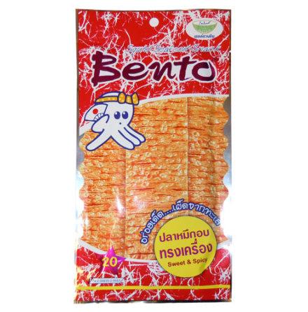 Bento Squid Snack Sweet Red 24 g