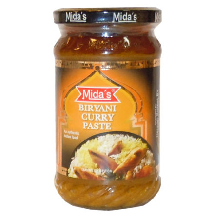 Biryani Curry Paste 300g Mida