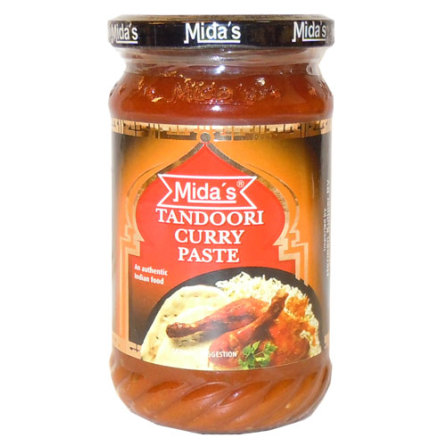 Tandoori Curry Paste 300g Midas