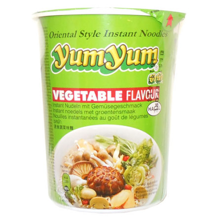 Yum Yum CUP Vegetable Noodle