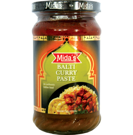 Balti Curry Paste 300g Mida