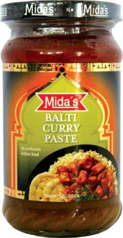 Balti Curry Paste 300g Mida