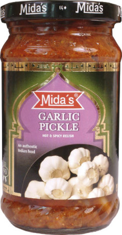 Garlic Pickle 300g Mida