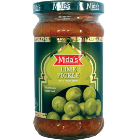 Lime Pickle 300g Mida