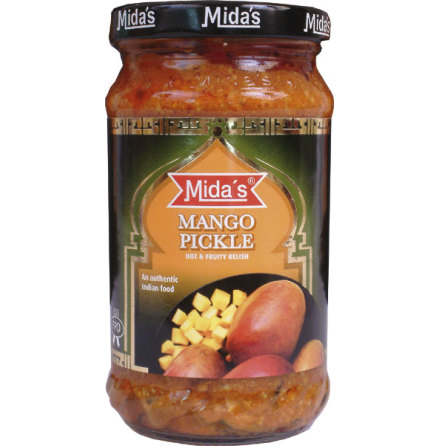 Mango Pickle 300g Mida