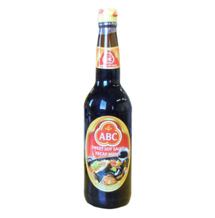 ABC Sweet Soy Sauce 620 ml