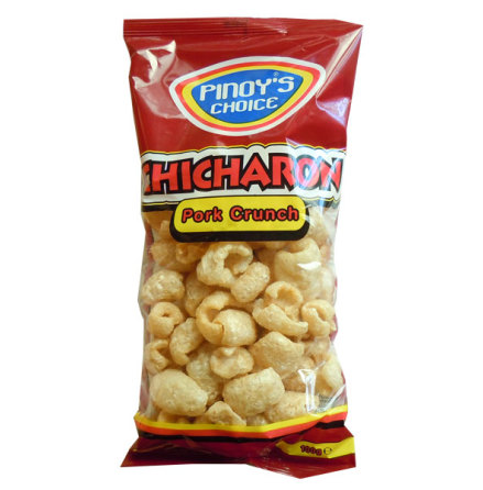 Chicharon (Pork Crunch) 100g Pinoy´s Choice