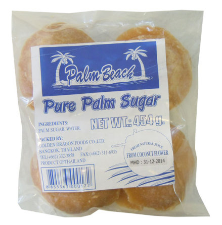 Palm Sugar 454g Palm Beach