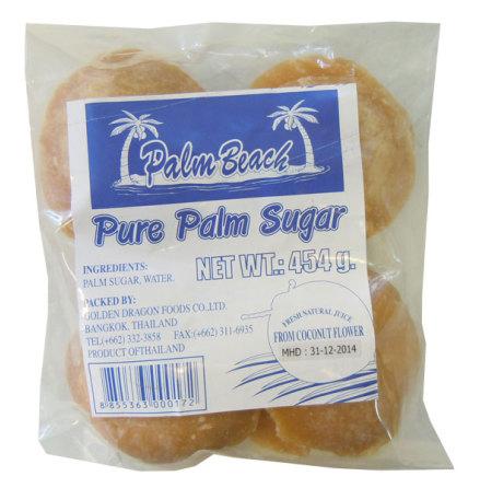 Palm Sugar 454g Palm Beach