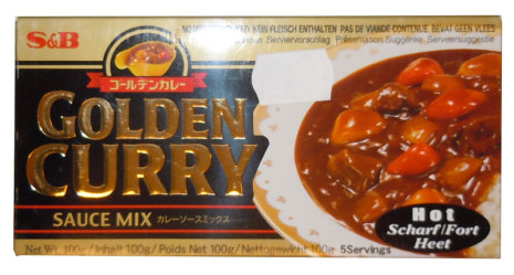 Golden Curry (Stark) S&B