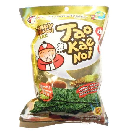 Crispy Seaweed Wasabi 32g Taokaenoi