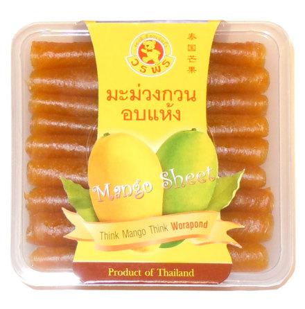Mango Sheet 120g Woraporn