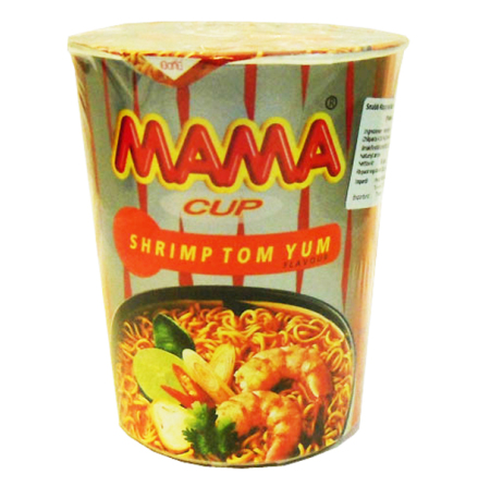 Mama cup shrimp Tom Yum 60 g