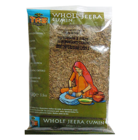 Jeera Whole Cumin 100 g TRS