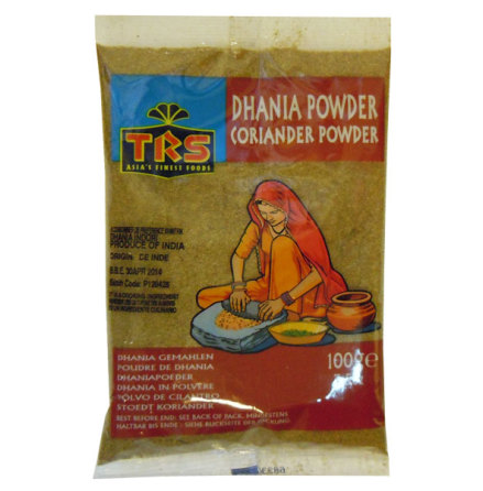 Dhania Powder (Coriander) 100 g TRS