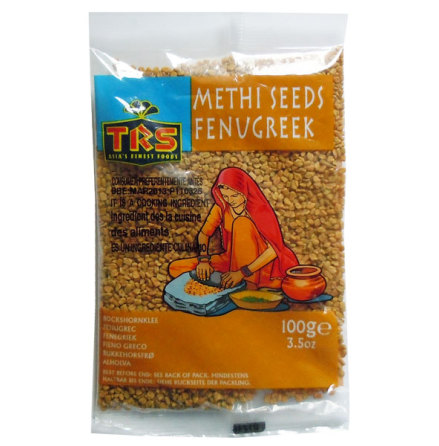 Methi Seeds (Fenugreek) 100 g TRS