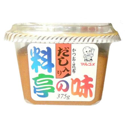 Miso Pasta Ryoteinoaji 375 g Marukome