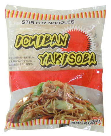Ichiban Yakisoba Stir Fry Noodles 320g