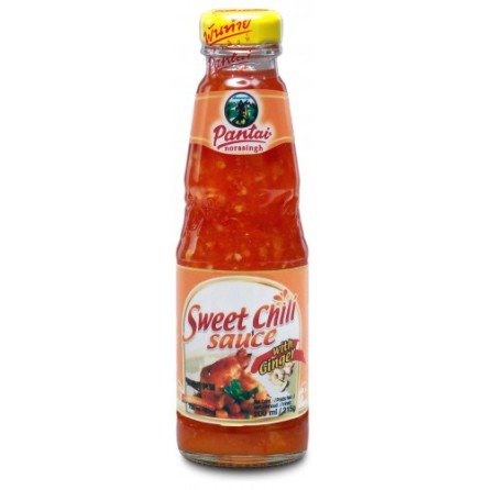 Sweet Chili w Ginger 200 ml Pantai