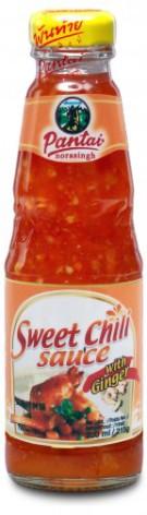 Sweet Chili w Ginger 200 ml Pantai
