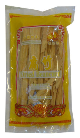 Dried Beancurd Stick 200g Double Peach