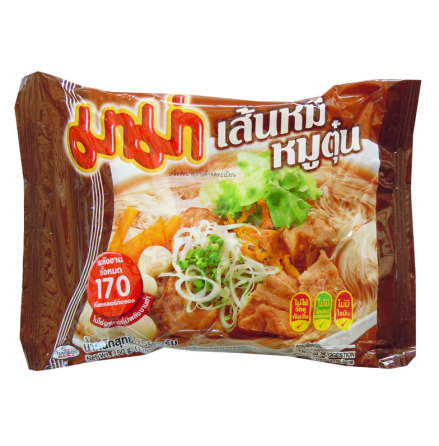 Mama Rice Vermi Pork Stew