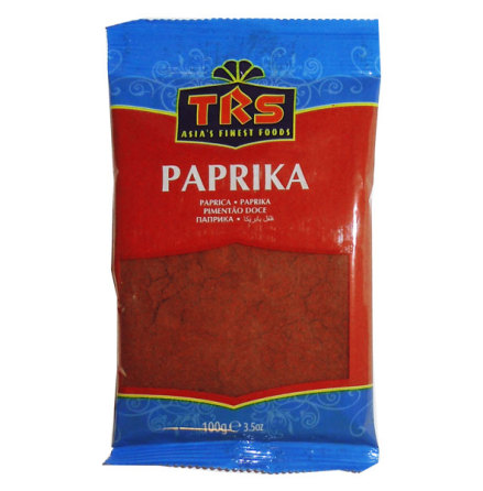 Paprika Powder 100g TRS