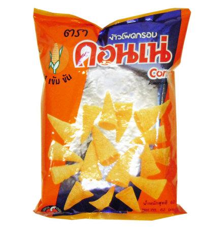 Corn snacks 62g Cornae