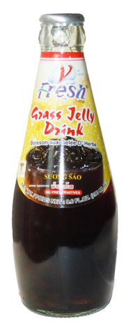 V Fresh Grass Jelly Drink 290ml