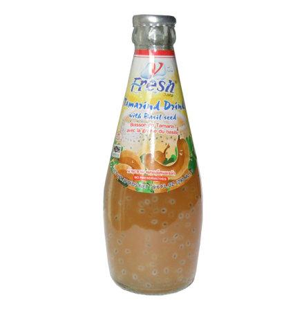 V Fresh Tamarind Drink w/Basil Seed 290ml