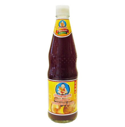 Mushroom Vegetarian Sauce HB